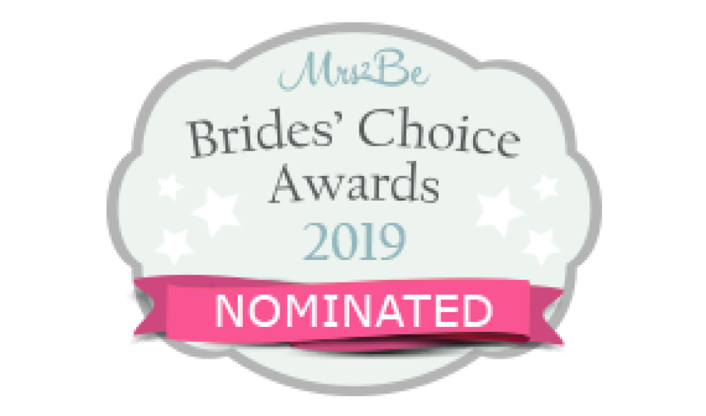 Mrs2be award nomination 2019